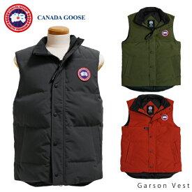【送料無料】【並行輸入品】【2018-2019AW】『CANADA GOOSE-カナダグース』Garson Vest-ギャルソンベスト-[Slim Fit 4151M]