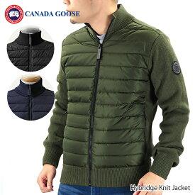 【送料無料】【並行輸入品】【2018-2019AW】『CANADA GOOSE-カナダグース』Hybridge Knit Jacket-ハイブルリッジニットジャケット-[6930M]