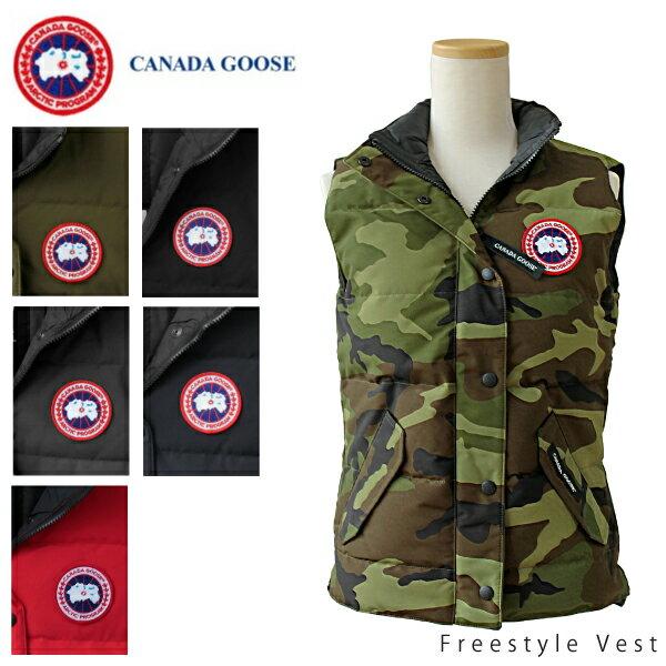 【送料無料】【並行輸入品】【2018-2019AW】『CANADA GOOSE-カナダグース』Freestyle Vest-フリースタイル ベスト-[2832L Slim]
