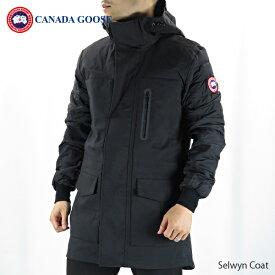 【送料無料】【並行輸入品】『CANADA GOOSE-カナダグース』Selwyn Coat セルウィンコート メンズ ウィンドブレーカー アウター 撥水[2902M]