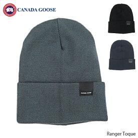 【スーパーセール期間 最大1000円OFFクーポン配布中】CANADA GOOSE カナダグースRanger Toque レンジャートーク ニット帽 メンズ 帽子[5307M]