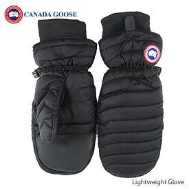 CANADA GOOSE カナダグースLightweight Glove レディース ライトウエイトグローブ タッチスクリーン機能 手袋 ブラック[5171L]