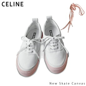 【送料無料】【並行輸入品】【2018】『CELINE-セリーヌ-』New Skate Canvas [323982CNSC]