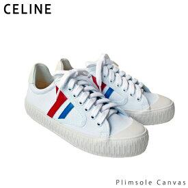 【送料無料】【並行輸入品】【2018】『CELINE-セリーヌ-』Plimsole Canvas [321452CPSC]