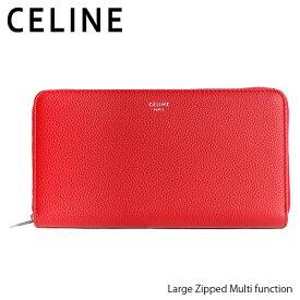 【送料無料】【2018】【並行輸入品】『CELINE-セリーヌ-』Large Zipped Multi function[105003AU8]