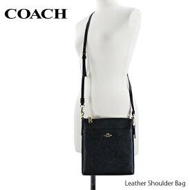 COACH コーチ Leather Shoulder Bag レザー ショルダーバッグ ロゴ レディース 59975 LIBLK