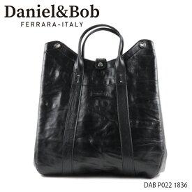 Daniel&Bob ダニエルアンドボブ COLODORO RODI コロラドメンズトートバッグショルダーバッグ シンプル レザー[DAB P022 1836]