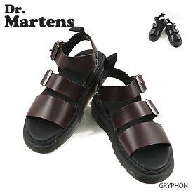 【2020 SS】Dr.Martens ドクターマーチン GRYPHON グリフォン レディース サンダル グラディエーター [R15695001][R15695230]
