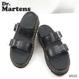 【予約】【2019 SS】【並行輸入品】『Dr.Martens-ドクターマーチン-』MYLES マイルズ レディース サンダル グラディエーター [23523001]《ご注文後3日前後発送予定》【お買い物マラソン!ポイント最大44倍!】