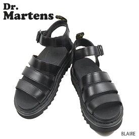 【予約】【2019 SS】【並行輸入品】『Dr.Martens-ドクターマーチン-』BLAIRE ブレアー レディース サンダル グラディエーター[24191001]《ご注文後3日前後発送予定》