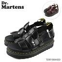【並行輸入品】『Dr.Martens-ドクターマーチン-』TERRY BRANDO テリー ブランド レザー ストラップ サンダル[R235210…