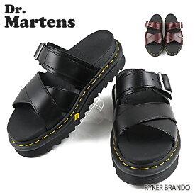 Dr.Martens ドクターマーチン RYKER BRANDO ライカー ブランド レディース メンズ ベルト サンダル[R24515211][R24515001]