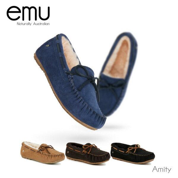 【予約】『emu-エミュー-』Amity[W10555][レディース ローファー シューズ]《ご注文後5日前後発送予定》