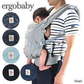 【並行輸入品】《返品交換不可》ERGO エルゴ ergobaby Adapt アダプト ベビー キッズ 抱っこ紐 おんぶ紐 新生児[BCAPEA]