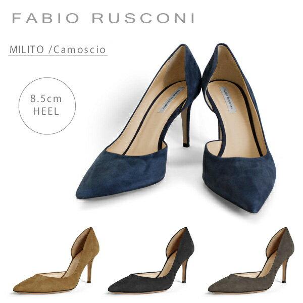 『Fabio Rusconi-ファビオルスコーニ-』MILITO Camoscio