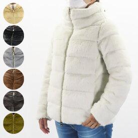 HERNO ヘルノ ECO FUR DOWNJACKET エコ ファー ダウンジャケット 長袖 レディース PI1166D 12354 9300