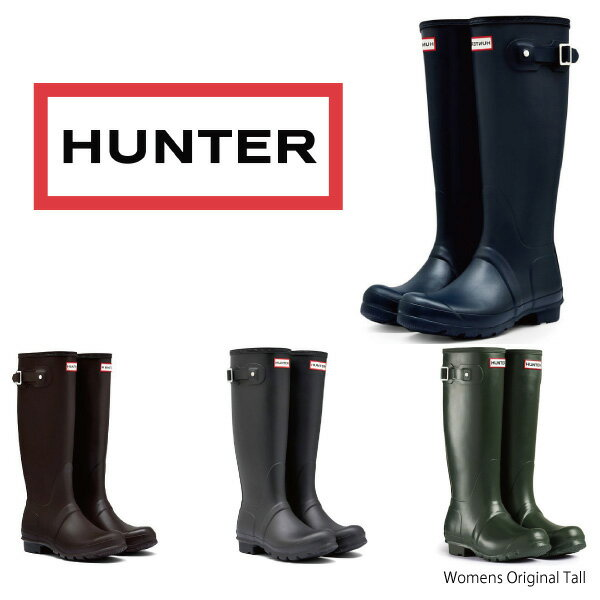 【送料無料】【並行輸入品】『Hunter-ハンター-』Original Tall Rain Boot[WFT1000RMA]