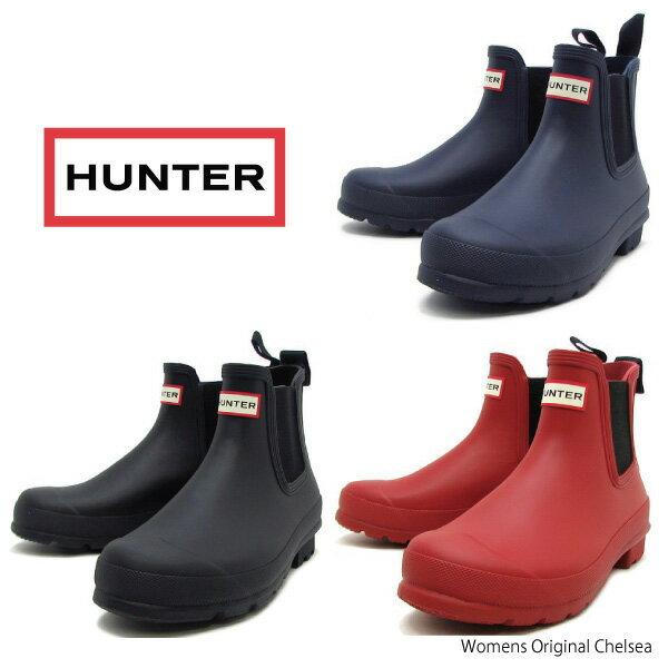 『Hunter-ハンター-』Original Chelsea[WFS1043RMA]- オリジナル チェルシー レインシューズ-