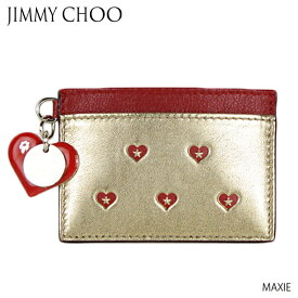 【並行輸入品】『JIMMY CHOO-ジミーチュウ-』MAXIE カードケース 定期入れ