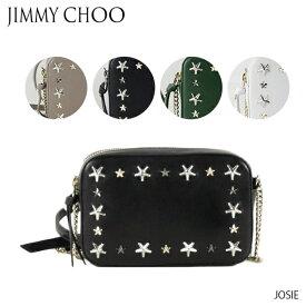 【送料無料】【並行輸入品】【2019 SS】『JIMMY CHOO-ジミーチュウ-』JOSIE- ジョジ ショルダーバッグ -ポイント最大44倍!!楽天スーパーセール!