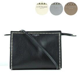 【送料無料】【2019SS】【並行輸入品】『J&M Davidson-ジェイアンドエムデヴィッドソン-』Elle with Studs 〔1668N/7314〕ショルダーバッグ 肩掛け スタッズ エル