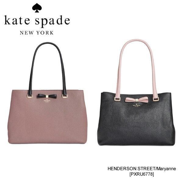 【送料無料】『Kate Spade-ケイトスペード-』HENDERSON STREET maryanne[PXRU6778][レディース トート バッグ ショルダー ]