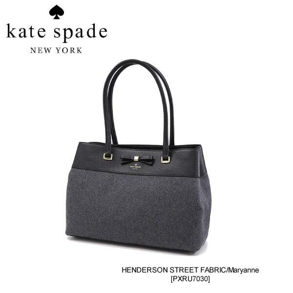 【送料無料】『Kate Spade-ケイトスペード-』HENDERSON STREET FABRIC maryanne[PXRU7030][レディース トート バッグ ショルダー ]