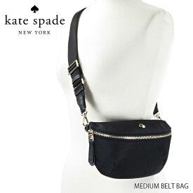 【2019 AW】【並行輸入品】『Kate Spade-ケイトスペード』MEDIUM BELT BAG TAYLOR テイラー ベルトバッグ ウエストバッグ ボディバッグ[PXRUA420]