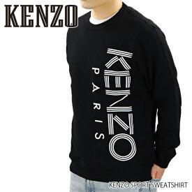 【500円OFFクーポン対象】KENZO ケンゾーKENZO SPORT SWEATSHIRT スウェット トレーナー 長袖 メンズ[F965SW1324MD99]