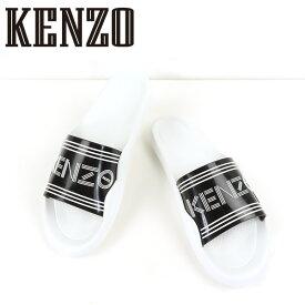 【最大1000円OFFクーポン配布中!9/27迄】【在庫処分セール】KENZO ケンゾー POOL SANDAL F855SD104P70 01 プールサンダル シャワーサンダル スポーツサンダル スポサン 靴 ロゴ メンズ