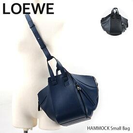 【送料無料】【並行輸入品】『LOEWE-ロエベ-』HAMMOCK Small Bag 〔387.30.S35〕-ハンモックスモールバッグ-