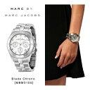 【予約】【送料無料】『Marc by MarcJacobs-マークバイマークジェイコブス』Blade Chrono 腕時計[MBM3100][時計 並行輸入品 レディース ユニセックス ブレード クロ