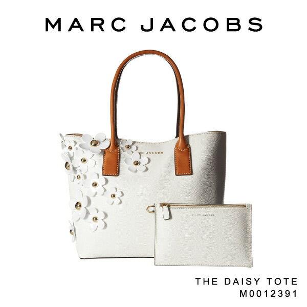 【送料無料】『MarcJacobs-マークジェイコブス』THE DAISY TOTE 〔M0012391〕[レディース トート フラワーモチーフ バッグ]