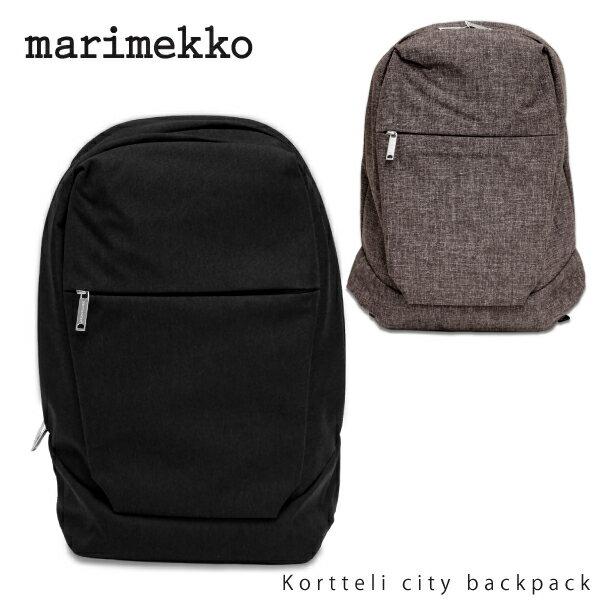 【並行輸入品】『Marimekko-マリメッコ』Kortteli city backpack-コルッテリ シティバックパック-[045068]