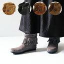 【並行輸入品】『MINNETONKA-ミネトンカ-』Hi Top Back Zip Boot-ハイトップ バックジップ ショートブーツ-【お買い物…