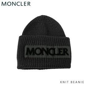 【送料無料】【並行輸入品】【2018-19 AW】『MONCLER-モンクレール-』KNIT BEANIE-ニット ビーニー-[9960500979C4]