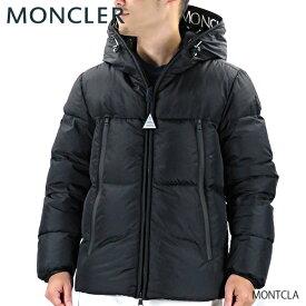 【送料無料】【2019 AW】【並行輸入品】『MONCLER-モンクレール-』MONTCLA モントラ メンズ ダウンジャケット ブラック 無地 ロゴ[41943 85 C0300]