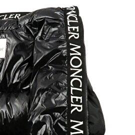 【送料無料】【2019AW】【並行輸入品】『MONCLER-モンクレール-』MONTCLAモントラメンズダウンジャケットブラック無地ロゴ[4194385C0300]