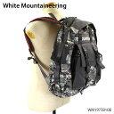 【送料無料】【2019 AW】【並行輸入品】『White Mountaineering-ホワイトマウンテニアリング-』WM×EASTPAK Mountain Wave Printed Multi Pocket バックパック リュック ユニセックス [WM1973810B]【お買い物マラソン!ポイント最大44倍!】