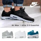 【予約】【送料無料】【2017SS】【Nike-ナイキ-】AirMax1Ultra2.0EssentialShoe〔875679〕[メンズスニーカーナイキエアマックス1ウルトラ2.0エッセンシャルマックスエアー]《8月4日前後発送予定》