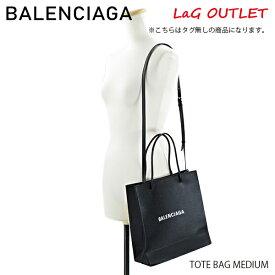 【返品交換不可】【LaGアウトレット】BALENCIAGA バレンシアガ TOTE BAG MEDIUM トートバッグ ミディアム 2WAY レディース[5978600AI2N/G 1000]