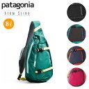 【2017 SS】【Patagonia-パタゴニア-】Atom Sling 〔48260〕[アトム スリング ボディバッグ ユニセックス] ランキングお取り寄せ