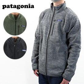 Patagonia パタゴニア Better Sweater Jkt メンズ ベター セーター ジャケット フリース 長袖 25528 BLK INDG
