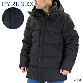 【送料無料】【2019 AW】【並行輸入品】『Pyrenex-ピレネックス-』Belfort ベルフォール ダウンジャケット メンズ〔HMM040〕