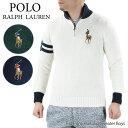 【並行輸入品】『POLO RALPH LAULEN-ポロ・ラルフローレン-』Big Pony Half Zip Sweater Boys