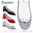 【送料無料】【2016 AW】『repetto-レペット-』Camille Patent leather パテントレザー バレエパンプス カミーユ [V511V...