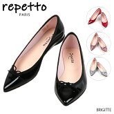 『repetto-レペット-』BRIGITTEPatent[V1556V]-ブリジットパテント-パンプスポインテッドトゥ