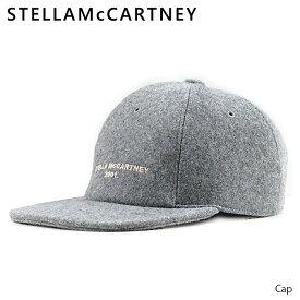 【2019 AW】【並行輸入品】『STELLA McCARTNEY-ステラマッカートニー-』Cap キャップ ベースボールキャップ ウール 帽子〔570194W9109〕