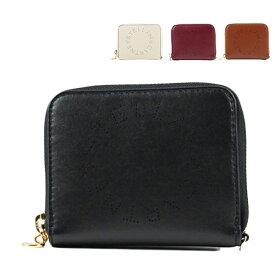 STELLA McCARTNEY ステラマッカートニー Zippy Wallet コインケース ミニ財布 ウォレット レディース ブラック[570271W8542]
