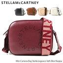 【送料無料】【2019 AW】【並行輸入品】『STELLA McCARTNEY-ステラマッカートニー-』Mini Camera Bag Stella Logoeco …